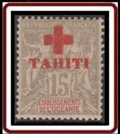 Tahiti - N° 35 (YT) N° 41 (AM) Neuf **. - Tahiti (1882-1915)