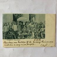 """Singapore 1903 """"Malay Radjas"""" - Singapur"""