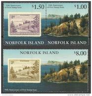 Norfolk Island - 1997 Stamp Anniversary MNH **   SG 644-6   Sc 624-6 - Norfolk Island