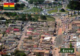 1 AK Ghana * Blick Auf Die Hauptstadt Accra - Luftbildaufnahme * - Ghana - Gold Coast