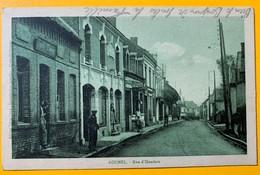 8727 - Auchel Rue D'Houdain - France