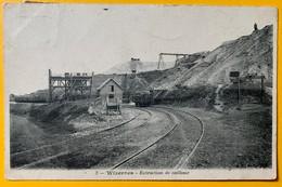 8728 - Wizernes Extraction De Cailloux - France