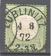 Allemagne: Yvert N° 2°; Belle Oblitération; Cote 50.00€ - Allemagne