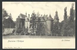 +++ CPA - FONTAINE L'EVEQUE - Le Château - Nels Série 3 N° 2  // - Fontaine-l'Evêque