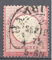 Allemagne: Yvert N° 4°; Cote 7.00€ - Germany