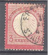Allemagne: Yvert N° 9°; Belle Oblitération; Clair; Cote 18.00€ - Allemagne