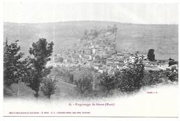Penne Panorama De Penne - Autres Communes