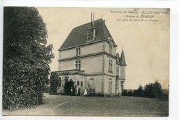 Alles Chateau De Ferrand - France