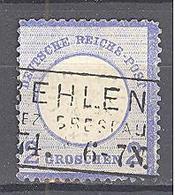 Allemagne: Yvert N° 17°; Belle Oblitération; Cote 9.00€ - Allemagne