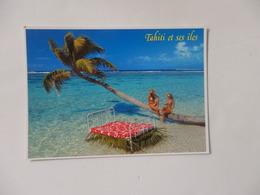 Invitation à La Sieste Les Pieds Dans L'eau. - Tahiti