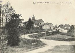 Louette-Saint-Pierre - Vue Du Village Prise Du Pont De La Houille - Circulé - Edit. Hôtel Motor, Louette-St-Pierre - Gedinne