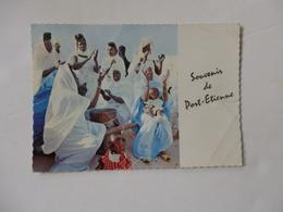 Folklore Mauritanien. - Mauritanie