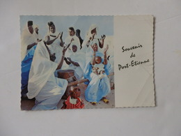 Folklore Mauritanien. - Mauritania