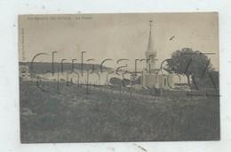 Saint-Palais-sur-Mer (17) : Fin De Construction De La Chapelle ND De La  Plage Du PLATIN P La Famille Odelin En 1904 PF. - Saint-Palais-sur-Mer