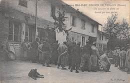 Verdun (55) - Un Concert En Plein Air Donné Par Nos Poilus - Militaire Militaria Soldats Guerre 1914 1918 - Verdun