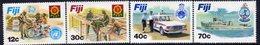 Fiji 1982 Disciplined Set Of 4, Hinged Mint, SG 632/5 (BP2) - Fiji (1970-...)