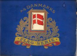 Y519 - ALBUM COLLECTEUR CAFES DANMARKS - FLAG SERIES - DRAPEAUX - Album & Cataloghi