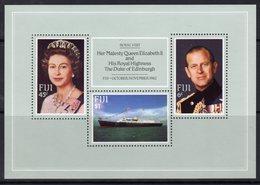 Fiji 1982 Royal Visit MS, MNH, SG 646 (BP2) - Fiji (1970-...)
