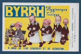 Concours BYRRH - Gustave Bofa  ( Carte Originale , Pas Reproduction ) - Ilustradores & Fotógrafos