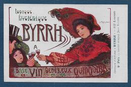 Concours BYRRH - Jean Rivière  ( Carte Originale , Pas Reproduction ) - Ilustradores & Fotógrafos