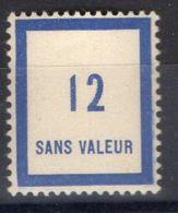 FRANCE (  FICTIF  ) : Y&T  N°  F85  TIMBRE  NEUF  SANS  TRACE  DE  CHARNIERE . - Phantomausgaben