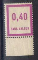 FRANCE (  FICTIF  ) : Y&T  N°  F32  TIMBRE  NEUF  SANS  TRACE  DE  CHARNIERE . - Phantomausgaben