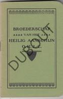 KORTRIJK Broederschap St Antoniuskerk Paters Passionisten 1936 (N691) - Oud