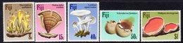 Fiji 1984 Fungi Set Of 5, MNH, SG 670/4 (BP2) - Fiji (1970-...)