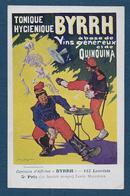 Concours BYRRH - Louis Malespine ( Carte Originale , Pas Reproduction ) - Ilustradores & Fotógrafos