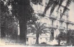 06 - NICE : HOTEL Des EMPEREURS - 34 Boulevard Dubouchage - CPA - Alpes Maritimes - Cafés, Hôtels, Restaurants