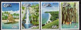 Fiji 1985 Expo '85 Japan Set Of 4, MNH, SG 697/700 (BP2) - Fiji (1970-...)