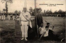 CPA BOUGENAIS Councours De Gymnastique 1929 (860519) - Bouguenais