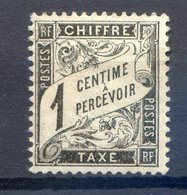 200619//.TIMBRE FRANCE...TYPE  TAXE N°10 Gomme Partielle - Zonder Classificatie