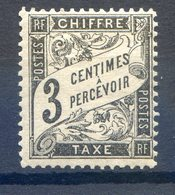 200619//.TIMBRE FRANCE...TYPE  TAXE N°12 Neuf** - Zonder Classificatie