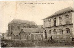 SAINT SAULVE - La Mairi Et Chapelle Du Séminaire ...   (114588) - Other Municipalities