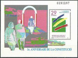SPAN. ANDORRA 1994 Mi-Nr. Block 3 ** MNH - Spanisch Andorra