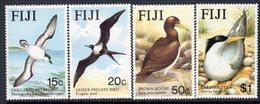 Fiji 1985 Seabirds Set Of 4, MNH, SG 710/3 (BP2) - Fiji (1970-...)