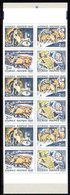 SWEDEN 1987 Christmas Booklet MNH / **.  Michel MH126 - Booklets