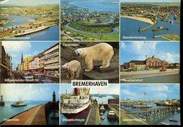 CPM - Bremerhaven : Vues Diverses - Otros