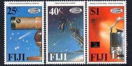 Fiji 1986 Halley's Comet Set Of 2, MNH, SG 738/40 (BP2) - Fiji (1970-...)