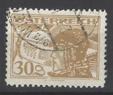 Austria - 1925 - Usato/used - Posta Aerea - Mi N. 476 - Usati