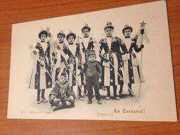 CANNES - En Carnaval  ( Edit  MAILLAN ) Carte Assez Rare - Cannes