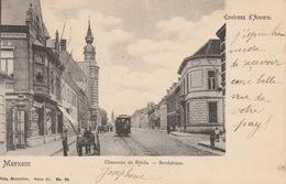 Merksem 1904 Bredabaan En Paardetram Zuiver En Mooi ??? - Antwerpen