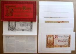 Historischer Festzug Von 1880 Corteo Storico Duomo Di Colonia Cartella 29 Tavole - Non Classificati