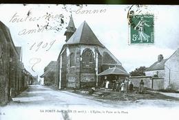 LA FORET SAINTE CROIX - France