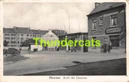 CPA FLAWINNE ARRET DES CASERNES - Belgique