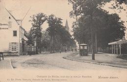Merksem Oude Bareel Over Quatre Saisons Gelopen 1921 ???? - Antwerpen