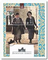 Antigua & Barbuda 2014, Postfris MNH, Downton Abbey - Antigua En Barbuda (1981-...)