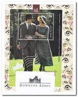 Nevis 2014, Postfris MNH, Downton Abbey - St.Kitts En Nevis ( 1983-...)