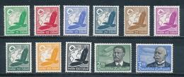 Deutsches Reich 529/39 X * Ungebraucht Oder Neugummi (Mi. 100,-) - Ungebraucht